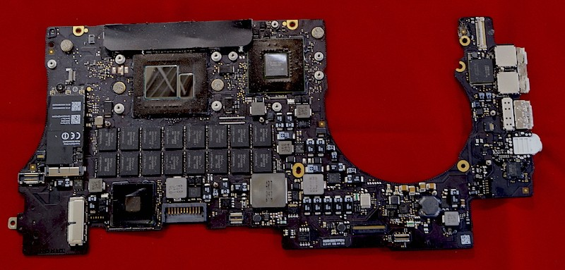 Motherboard for Macbook Pro 11 3 ME294 A1386 15
