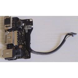 """Płytka Audio/magsafe LIO Macbook Air A1466 roczniki 2013-2015 13"""" 820-3455"""
